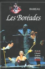L'avant-scène opéra N.203 ; les boréades - Couverture - Format classique