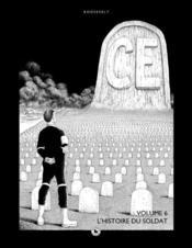 CE t.6 ; l'histoire du soldat - Couverture - Format classique