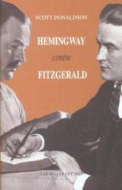 Hemingway contre Fitzgerald - Intérieur - Format classique