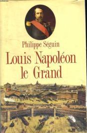 Seguin Philippe. - Couverture - Format classique