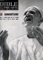 Bible Et Terre Sainte, N° 28, Avril 1960 - Couverture - Format classique