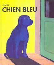 Chien bleu - Intérieur - Format classique