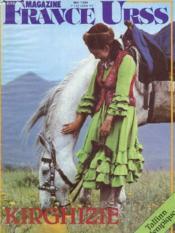 Revue - France Urss Magazine - Mai 1980 - N°128 - Kirghizie - Tyallinn Olympique - Couverture - Format classique