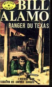 Bill Alamo Ranger Du Texas - Couverture - Format classique