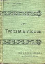 Les Teransatlantiques. - Couverture - Format classique