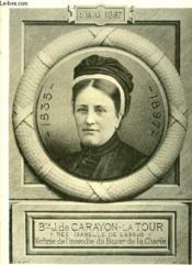 M ET Mme DE CARAYON DE LA TOUR - MEDAILLONS BORDELAIS - LIVRAISON N° 24 - 25 - Couverture - Format classique