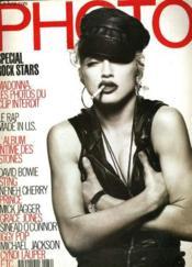 Photo N° 282 - Special Rock Stars - Madonna: Les Photos Du Clip Interdit - Le Rap Made In U.S. - L'Album Intime Des Stones - David Bowie - Sting - Cyndi Lauper... - Couverture - Format classique