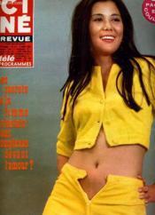 Cine Revue - Tele-Programmes - 47e Annee - N° 31 - La Mariee Etait En Noir - Couverture - Format classique