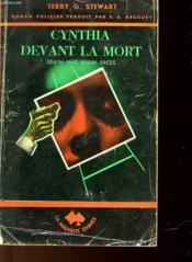 Cynthia Devant La Mort - Death Has Many Faces - Couverture - Format classique