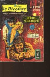Joue Vicomte - Couverture - Format classique