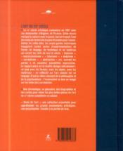 Art du XXe siècle - 4ème de couverture - Format classique