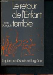 Le retour de l'enfant terrible - Lettres 1923-1966 - Couverture - Format classique