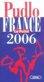 Le pudlo france 2006 - Intérieur - Format classique