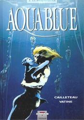Aquablue T.3 ; le Mégophias - Intérieur - Format classique