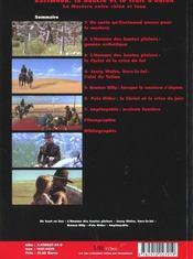 Eastwood La Boucle Et Le Trait D'Union - 4ème de couverture - Format classique