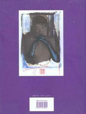 Esquisses Secretes - 4ème de couverture - Format classique