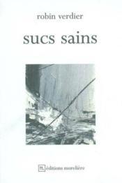 Sucs Sains - Couverture - Format classique