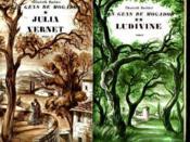 Julia Vernet Tome 1, Ludivine Tome 2 , Dominique Vernet Tome 3. - Couverture - Format classique