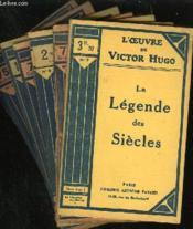 LA LEGENDE DES SIECLES - N° 1 à 10 - Couverture - Format classique
