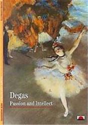 Degas passion and intellect (new horizons) - Couverture - Format classique