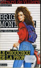 La Chouchou De La Prof - Couverture - Format classique