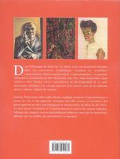 L'Expressionnisme - 4ème de couverture - Format classique
