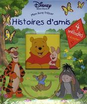 Histoires d'amis - Intérieur - Format classique