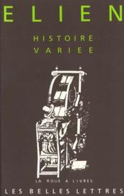 Histoire variee - Couverture - Format classique