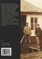 Bailleul et les monts de Flandre - 4ème de couverture - Format classique