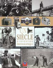 Un siecle d'invention photographique - Intérieur - Format classique