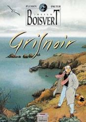 Julien boisvert t.2 ; grisnoir - Couverture - Format classique