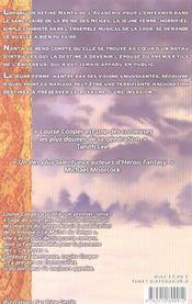 Notre Reine Des Neiges - 4ème de couverture - Format classique
