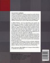 La sicilienne C3 expliquée - 4ème de couverture - Format classique