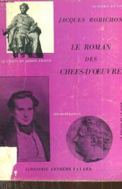 Le Roman Des Chefs D'Oeuvre. - Couverture - Format classique