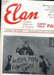 Elan Poetique Litteraire Et Pacifiste - Automne 1979 - 25 E Annee N°82. - Couverture - Format classique