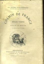 Le Chemin De France - Suivi De Gil Braltar - Couverture - Format classique