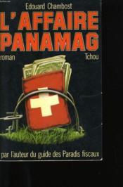 L'Affaire Panamag. - Couverture - Format classique