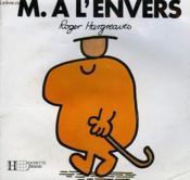 Monsieur A L'Envers - Couverture - Format classique