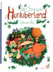 Les chroniques d'Hurluberland - Couverture - Format classique