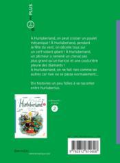 Les chroniques d'Hurluberland - 4ème de couverture - Format classique
