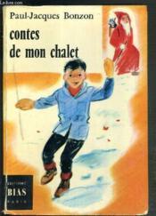 Contes De Mon Chalet / Collection Anemones. - Couverture - Format classique