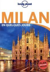 Milan (4e édition) - Couverture - Format classique