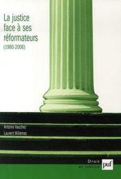 La justice face à ses réformateurs (1978-2006) - Intérieur - Format classique