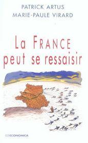 La france peut se ressaisir - Intérieur - Format classique