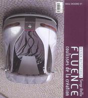 Fluence, creation d'un concept-car - 4ème de couverture - Format classique