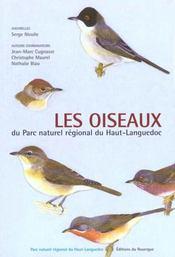 Les Oiseaux Du Parc Naturel Regional Du Haut-Languedoc - Intérieur - Format classique