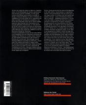 Des maisons sur le sable ; Tel-Aviv ; mouvement moderne et esprit Bauhaus - 4ème de couverture - Format classique