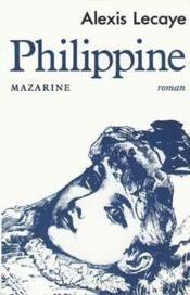 Philippine - Couverture - Format classique