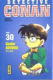 Detective Conan T30 - Intérieur - Format classique