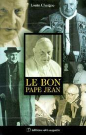 Le bon pape Jean - Couverture - Format classique